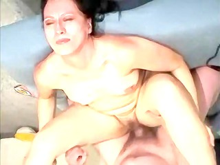 gina enjoys to bang for lunch
