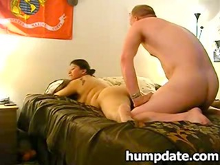 wife acquires gang-banged during hubby filming it