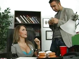 the boss is the one that copulates the naughty