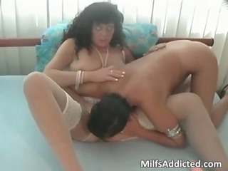 two homosexual belle belle babes with large tits