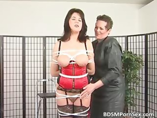 bondage game where brunette horny mature angel