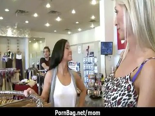 giant breast mommy obtaining drilled uneasy 11