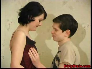 mature lady fucked by inexperienced man