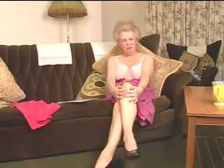 delightsome curly granny old fingering intro