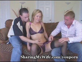 wifes 3some to carnival hubby