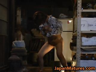 chisato shouda surprising cougar japanese part5