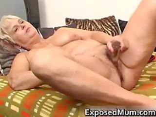 dirty babe feeling adorable masturbating part4