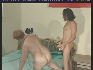 big ass german oma old enjoy hard libido