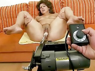 lusty granny doing dick licking and riding dick