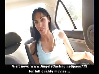 homosexual slut latina milf and hitchhiker