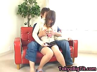 jap milf has large wonderful chest to like