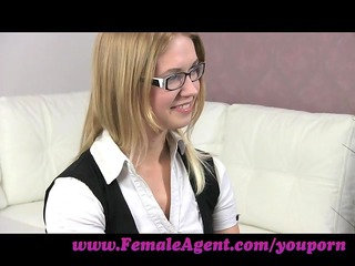 femaleagent. mature girl corrupts sweet 20 day