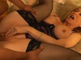 cougar alex hartley takes an mixed ass