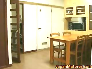 older nipponjin hot enjoys intercourse