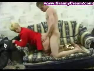 albino russian cougar mother and son