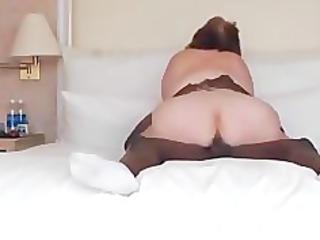 bbw lady try her ebony man brown black cumshots