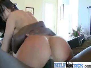sexy lady obtain pierced by dark penis vid-15
