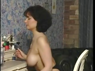 gorgeous ebony brown breasty mother id like to