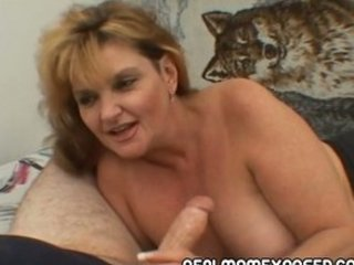 your naughty mother is working my cock