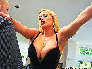 desperate cheating wife shyla stylez is banged