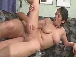 older babe fucked by a horny more freshman man
