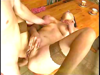 lady adores bottom with my lover by troc