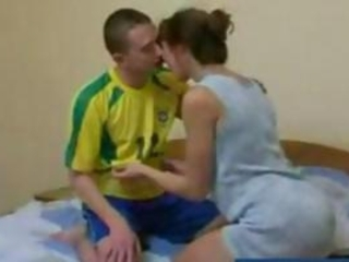 rufous russian mature mother gets banged by young