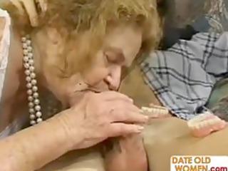 freak of nature old arse elderly