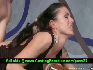 sea raw brunette fuckstar punished