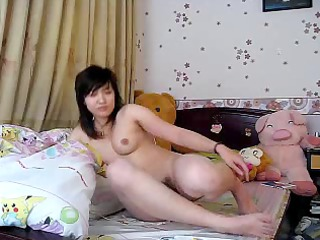japanese ancient likes to wank herself !