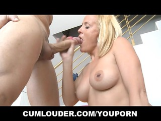 samantha is a super older who wants licking to