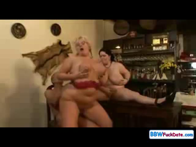 bbw older group fuck