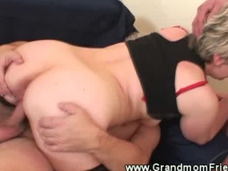old drives lone libido and licks the different