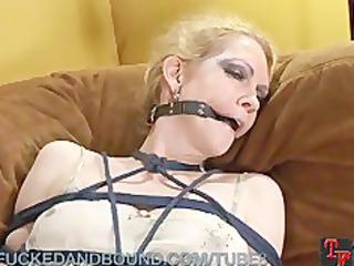 wonderful lady bondage fantasy