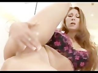 delightful grown-up angel with big ass
