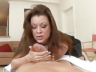 older wife gets filled