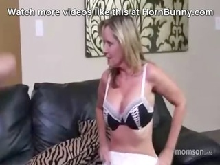 lady and son tease go naked poker woman gets