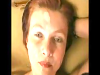 young russian mommy obtains gangbanged