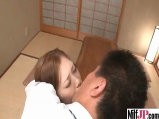 lady japanese obtain tough pierced clip-05