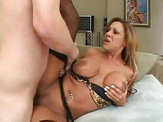 hot busty mature babe mature demi delia copulates