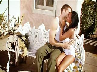 soldier back from war gang-bangs his woman