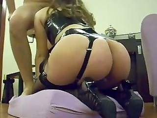 awesome slut with arse acquires drilled and