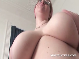 mature albino pleases whore inside berth