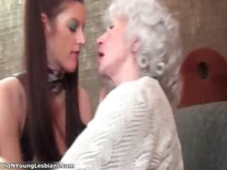 filthy grown-up homosexual women get naughty part2