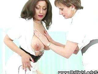 older brit femdom nurses give russian