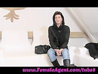 femaleagent. birth of a girl agent