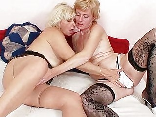 blond mature babes kissing licking and sex toy