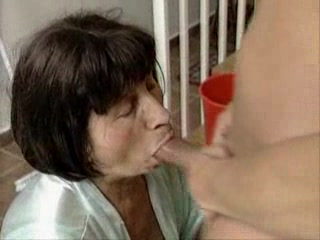granny the cleaner does much more than shaved
