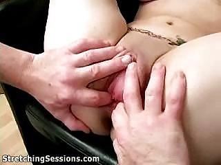 fingering slutty milfs in gstrings