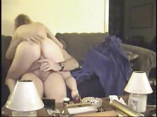 mature pair fuck on couch-wear-tweed